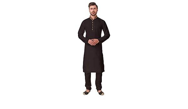 Kacery GR570 - Pijama de algodón indio para hombre: Amazon.es ...