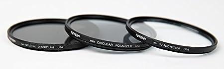 Tiffen Digital Essentials 55DIGEK3 Filter Kit for 55mm Filter Size