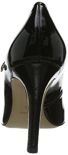 Evita Shoes Pumps geschlossen - Zapatos de vestir de cuero para mujer negro - negro