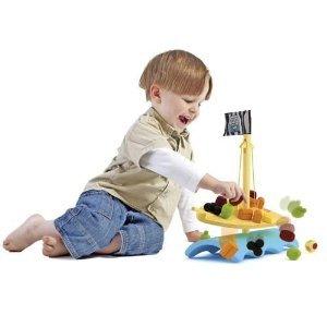 Hape Stormy Seas Kid's Balancing Game