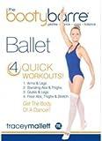 Booty Barre Ballet - Tracey Mallett - Region 0 Worldwide