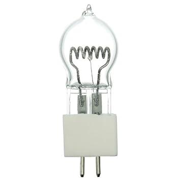 Sunlite EYH 250W/G7/120V/CL/G5.3 250-watt 120-volt Bi-Pin Based Stage and Studio G7 Bulb, Clear