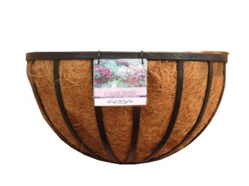 18″ Wall Basket with liner Review