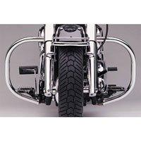 95-99 HONDA VT1100C2: Cobra Freeway Bars - Chrome (CHROME)