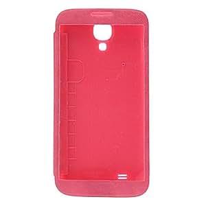 Nsaneoo - Pink Book Hybrid Gel Skin Case+Clear LCD Film+USB For Samsung Galaxy S4 i9500