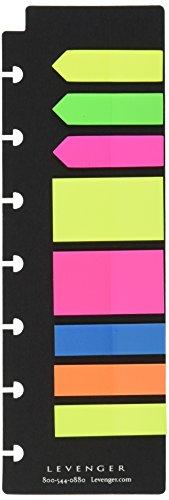 Levenger Circa Annotator - Set of 2, Black (ADS1780)