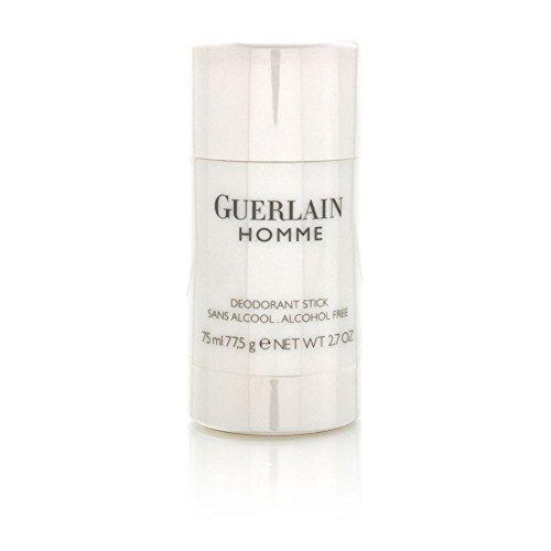 Homme Deodorant Stick Alcohol - Guerlain Homme Alcohol-Free Deodorant Stick for Men, 2.6 Ounce