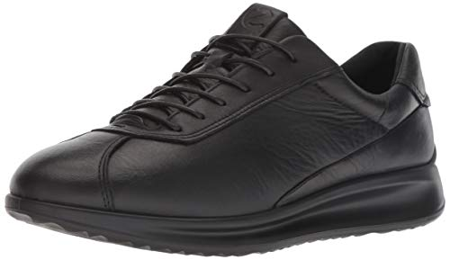 1001 Aquet Mujer Zapatillas Black para Schwarz Ecco Yqdtd