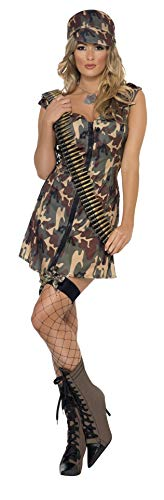 Smiffys Army Girl Costume]()
