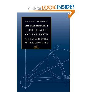 The Mathematics of the Heavens and the Earth byBrummelen ebook
