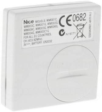 Remote Control NICE Way WM006G module Transmitter