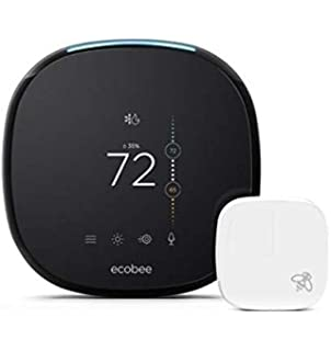 ecobee4 Smart Wi-Fi Thermostat PRO