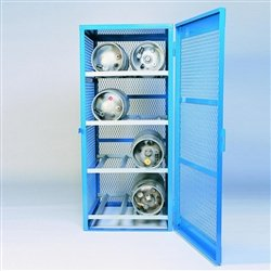 Gas Bottle & Cylinder Storage Cage - 8 cylinder ()