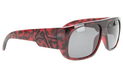 - Anon Hombre Sunglasses Red Tortoise/Brown Lens