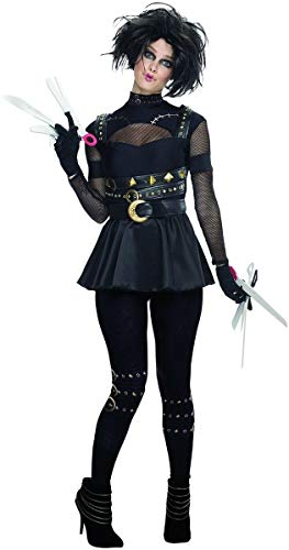 Rubie's Women's Edward Scissorhands Female Scissorhands Costume, Multi, Large -