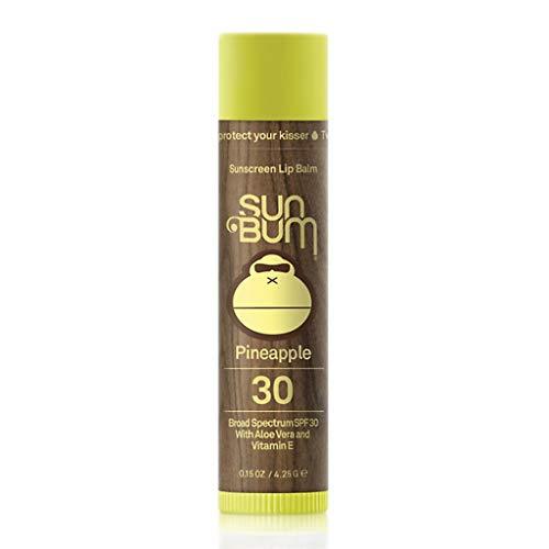 Sun Bum SPF 30 Lip Balm Pineapple
