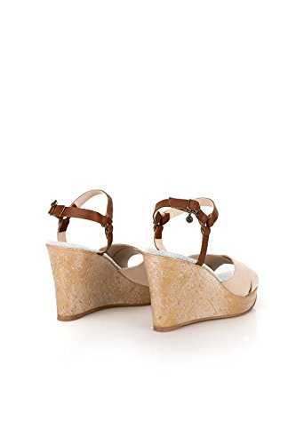 Neutral Tones Salsa Sandals Beige In Wedge 6ZxFwz