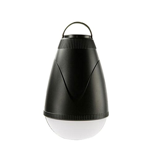 Portable Water-resistant LED Camping Lamp with Remote Control Outdoor Tent Lantern Great for Hiking, Climbing, Emergency, Camping, Tent, USB Rechargeable Light