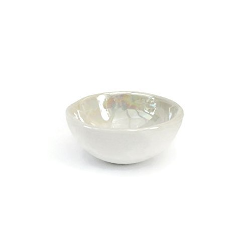 30th Wedding Anniversary Gifts Tiny Porcelain Ceramic Bowl Unique