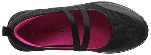 Chaussures Vionic De Fitness Blk black Opal Femme Noir 8Pw44x65gq