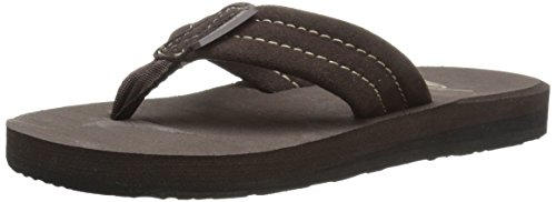 Quiksilver Brown Sandals - 7