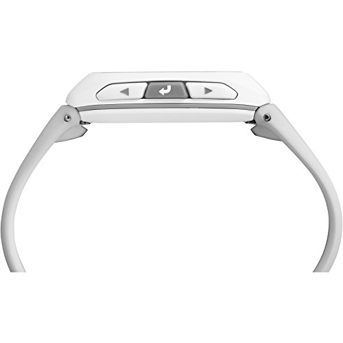 Timex Unisex TW5M11900 Ironman GPS White Silicone Strap Watch by Timex (Image #3)