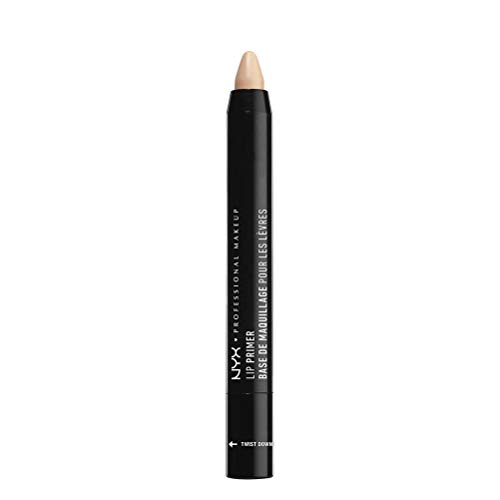 NYX PROFESSIONAL MAKEUP Lip Primer, Nude, 0.1 Ounce