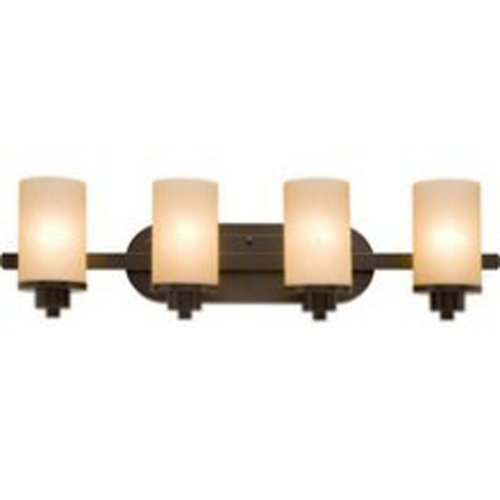 Artcraft Lighting Parkdale 4-Light Bathroom Vanity Light, Oil-Rubbed Bronze (Grande Bathroom Sink)