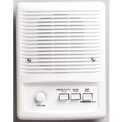 - NUTONE IS335WH 5'' Indoor Remote Station