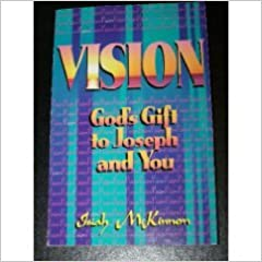 9e24db9f8f3 Vision  God s Gift to Joseph and You  Isiah McKinnon  9781560437710 ...