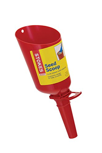 31QL1XBovIL - Stokes Select Quick Release Bird Seed Scoop