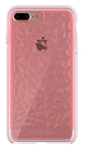 Evo Gem Case Apple iPhone 7 Plus / 8 Plus (Rose, iPhone 8+ / 7+)