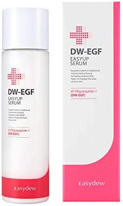 Easydew DW-EGF Easyup Essence 5.07 Fluid Ounce. Award-Winning Anti Aging Toner with Human Epidermal Growth Factor