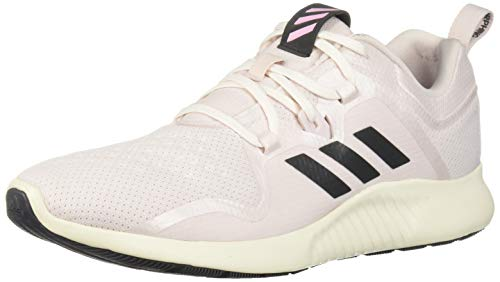 adidas Women's Edgebounce, Orchid Tint/Solid Grey/True Pink, 6.5 M US