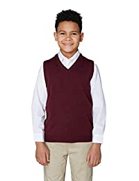 French Toast Boys V-Neck Sweater Vest School Uniform Sweater Vest