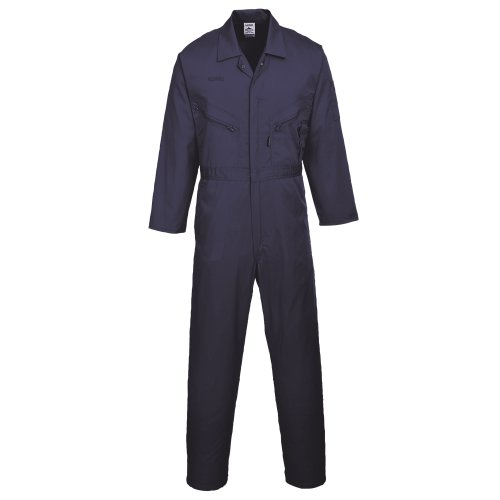 Portwest Mens Liverpool Zip Up Protective Workwear Coverall (5XL )