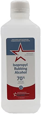 Antiseptics & Wound Care: Healthstar Isopropyl Alcohol 70%