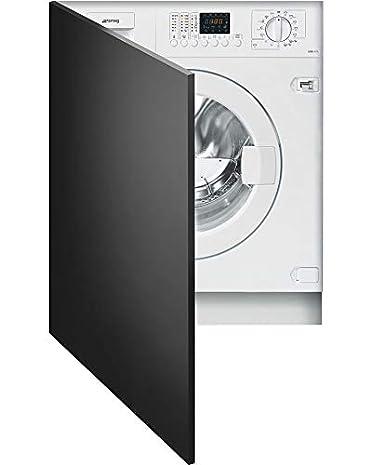 Smeg LSTA146S lavadora - Lavadora-secadora (Frente ...