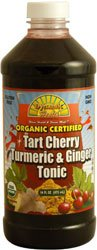 Dynamic Health Tonic - Tart Cherry Turmeric and Ginger -