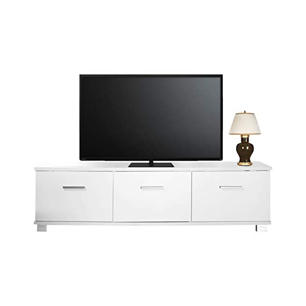 TV Tables White Color