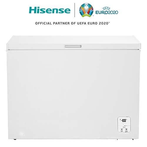 🥇 Hisense FT325D4BW2 – Arcón Congelador Horizontal Clase A++