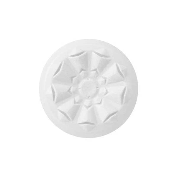 KontrolFreek FPS Freek Galaxy White for Xbox One Controller | Performance Thumbsticks | 1 High-Rise, 1 Mid-Rise | White 6