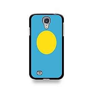 Coqsgs4_138 LD carcasa protectora para Samsung Galaxy S4 - de la bandera de Palau