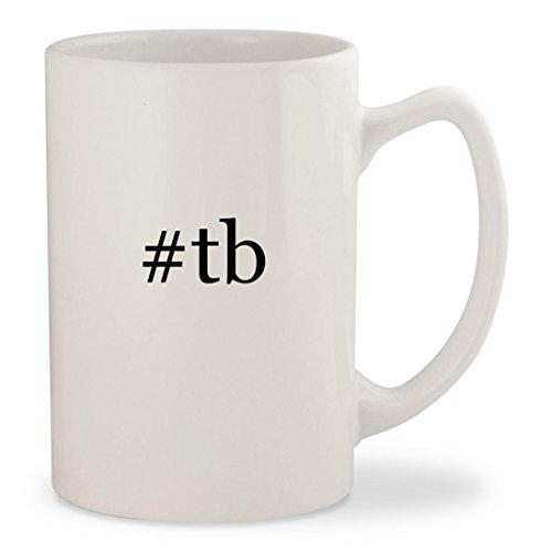 Price comparison product image tb - White Hashtag 14oz Ceramic Statesman Coffee Mug Cup