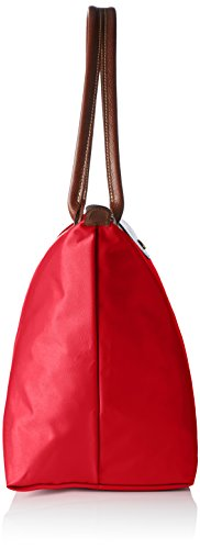 Rouge Sac 270 Le Garance Tote Bag Large Longchamp Pliage cY6wqUw4