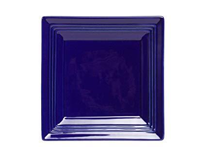 - Tuxton Home Concentrix Square Plate (Set of 4), 8 1/2
