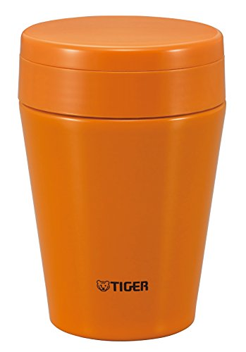 TIGER Soup cup 0.38 liters Carrot MCC-C038-DC