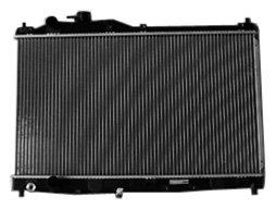 TYC 13016 Honda S2000 1-Row Plastic Aluminum Replacement Radiator