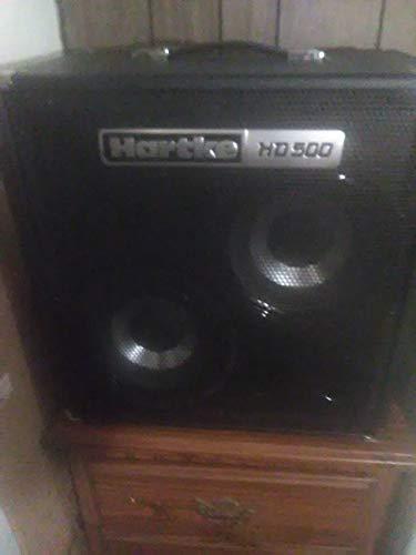 - Hartke HD500-Bass Combo (HMHD500)