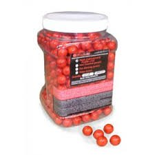 10X Police Grade Pepper Balls Jar of 500 by FireStorm